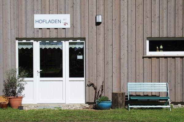 Hofladen-Front